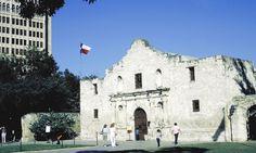 The Alamo in San Antonio, Photo Credit: B Smyth