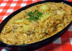 Thai Red Curry, Risotto, Bacon, Pork, Low Carb, Meat, Chicken, Dinner, Ethnic Recipes