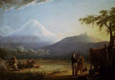"PINTORES VIAJEROS (""Cosmos"", Humboldt)"