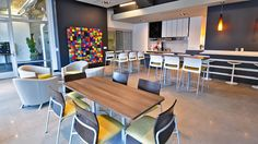 Coworking Spaces From Grind to GRid70 Help Employees Work Beyond ...