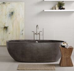 Super Soakers: 9 Out-Of-The-Ordinary Tubs for Updating a Residential Bath - Architizer