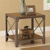 Found it at Wayfair - Hassel End Table