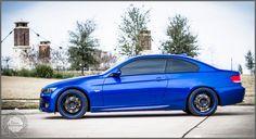 BMW 335i E92 Montego Blue Coupe