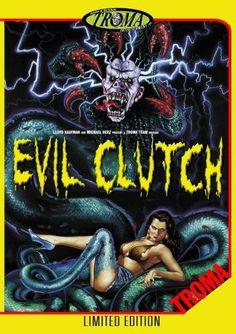 Troma's 1988 Film 'Evil Clutch'