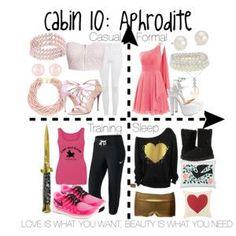 Cabin 10: Aphrodite