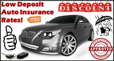 Low Deposit Car Insurance Quotes, Useful Tips To Save Big On Policy Premium