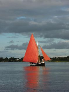 Near Kinvara, Kinvara is a sea port village located in the south of County Galway.