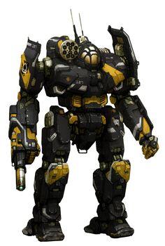 BattleTech Art | Our good friends the Aces Wild!