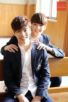 Rocky & EunWoo