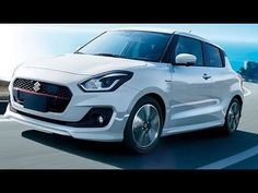Suzuki Swift 2017 - Dual Sensor Brake Support and Adaptive cruise control - YouTube