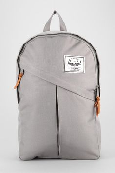 Urban outfitters Herschel Supply Co Parker Backpack in Gray for Men . Mochila Herschel, Herschel Rucksack, Cute Backpacks, Girl Backpacks, Herschel Supply Co, Backpack Bags, Leather Backpack, Leather Briefcase, Laptop Backpack