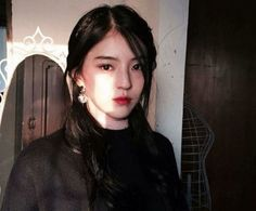 instiz -Who is she.ㅠㅠ She's so pretty. ㄴI think it's Han Sohee! -She looks like Lee Sunbin. -I think the pictu. Korean Hairstyles Women, Redhead Hairstyles, Asian Men Hairstyle, Modern Hairstyles, Japanese Hairstyles, Asian Hairstyles, Asian Eye Makeup, Ulzzang Korean Girl, Asian Eyes