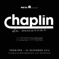 Prestigieuze Broadway-productie 'Chaplin, de Musical' komt naar Antwerpen
