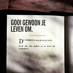 #omgooien