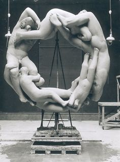 Gustav Vigeland | The Wheel of Life, 1933-34