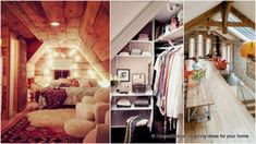 This article is about fun and interesting ways you can turn an old attic into a functional room in your home, proving that your attic does not have to be that old abandoned part of your house that no one wants to venture in. It could be just another interior decorated room in your homeRead more