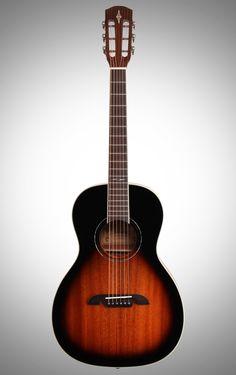 Alvarez AP66 Parlor - maybe my next guitar?