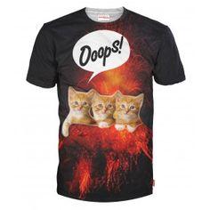 OOOPS! KITTIES T-Shirt