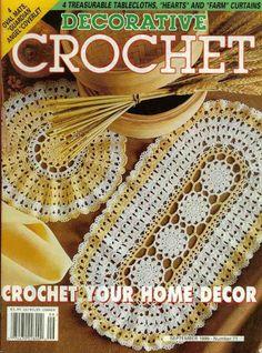 Decorative Crochet 42 - jurate - Álbuns da web do Picasa...FREE MAGAZINE!!