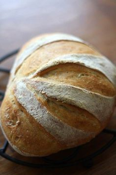 Back to Basics ~ tips and techniques to create a great loaf in 5 minutes a day.