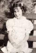 (03/17/1934) USA (02/19/1944) Appendix burst 9 1/2 years old