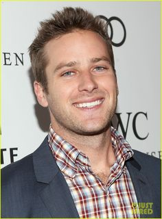 Armie Hammer/the Lone Ranger  Prettiest TEETH EVER!!