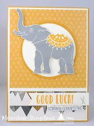 Bildergebnis für stampin up elefant