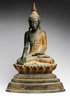 Buddha, Statue, Sculptures, Sculpture
