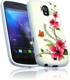 Silikon Case Handy Tasche für Samsung Galaxy Nexus i9250 Etui Schutzhülle Cover