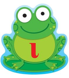 Carson Dellosa Frog Cut-Outs Die-cut shapes; Printed on card stock 36 pieces in each single-design pack Accent your classroom theme, encourage good behavior, create award, and so much more with these colorful cut-outs Height: Width: Length: Frog Bulletin Boards, Colorful Bulletin Boards, Frog Theme Classroom, Carson Dellosa, Pond Life, Frog And Toad, Children's Literature, Painted Rocks, Painted Gourds