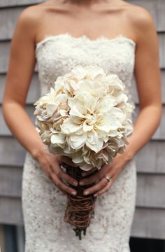 dress + bouquet ❤