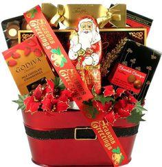 Gift Basket Village Holiday Cheer! Christmas Gift Basket - http://mygourmetgifts.com/gift-basket-village-holiday-cheer-christmas-gift-basket/