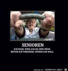 lustiges Bild 'senioren.jpg'- Eine von 21306 Dateien in der Kategorie 'klasse Sprüche und Witze' auf FUNPOT.