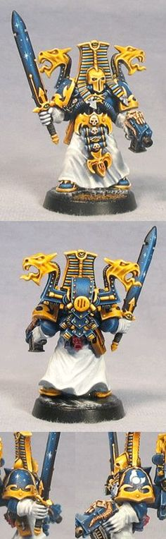 Thousand Sons Sorcerer