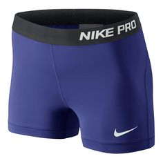 Shop Women's Nike size L Shorts at a discounted price at Poshmark. Description: Purple Nike Pro shorts with a pink band. Never worn. No splitting and no pilling. Nike Spandex Shorts, Nike Pro Shorts, Compression Shorts, Running Shorts, Gym Shorts Womens, Nike Sweatpants, Running Gear, Nike Running, Cute Gym Outfits