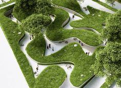 Фото лучших примеров ландшафтного дизайна 4