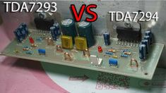 vs Power Amplifier Specification and Testing Sound Quality, see here complete circuit diagram, PCB Layout design and some video assembling and testing sound output of both IC. Electronic Schematics, Electronic Circuit, Power Supply Design, Power Supply Circuit, Cool Tech Gadgets, Surround Sound Systems, Bass Amps, Stereo Amplifier, Circuit Design