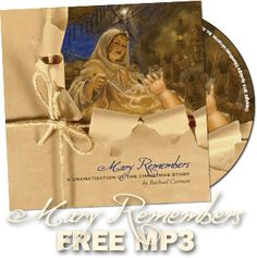 Mary Remembers- FREE Download from Apologia | Bible Based Homeschooling