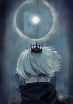 Tokyo Ghoul - Kaneki king