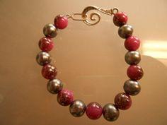 perlenarmband von bling bling auf DaWanda.com