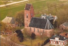 Romano-gotische zaalkerk | Garnwerd | Groningen