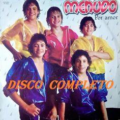 """MENUDO """"POR AMOR"""" 1982. (DISCO COMPLETO) - YouTube"""
