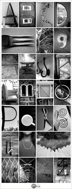 Photo Letters Project Recap
