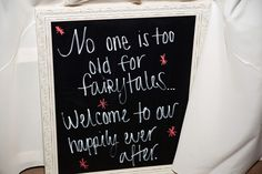 'Welcome to our happily ever after ' I http://www.weddingwire.com/wedding-photos/real-weddings/rustic-arizona-garden-wedding/i/5b77527c35327c6a-a24c6edc07e09782/1a1e6ade96261f42