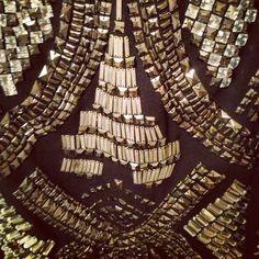 Beaded Dress! Amazing AW 13 Fashion