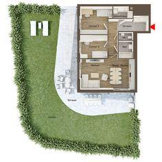 Patio, Homes, Gardening
