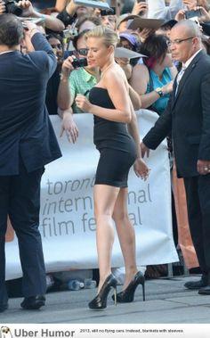 Scarlett Johansson and bodybuard - http://limk.com/news/scarlett-johansson-and-bodybuard-081388124/
