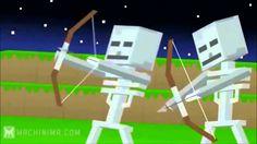 Minecraft O Filme Desenho Animado Parte 1 HD