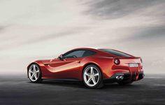 Ferrari F12 Berlinetta | www.truefleet.co.uk