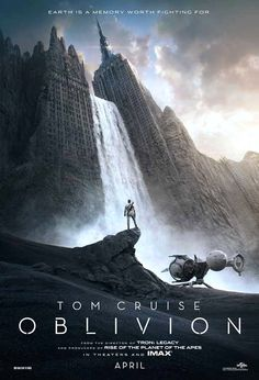 Oblivion.  liked it, but trailer gave away too much